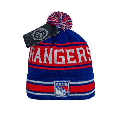 Шапка NHL New York Rangers