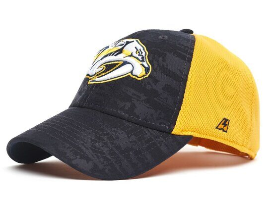 Бейсболка NHL Nashville Predators (размер L)